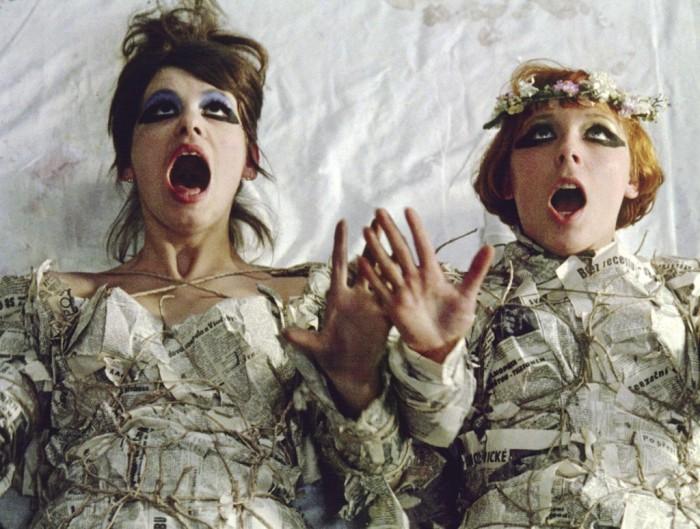 Кадр из фильма «Daisies». / Фото: www.alamy.com