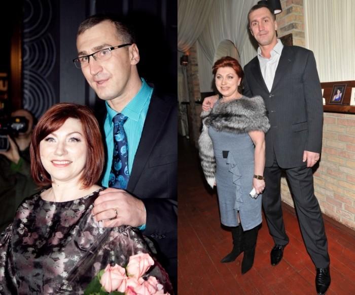Роза Сябитова и Юрий Андреев. / Фото: www.mail.ru