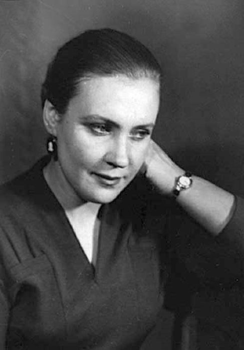 Ольга Чуваева. / Фото: www.kino-teatr.ru