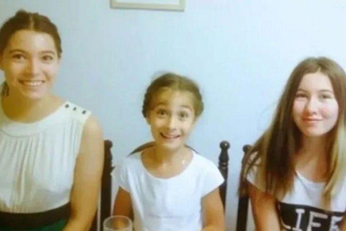 София, Ефросинья и Евдокия Исудзима. / Фото: www.yandex.net