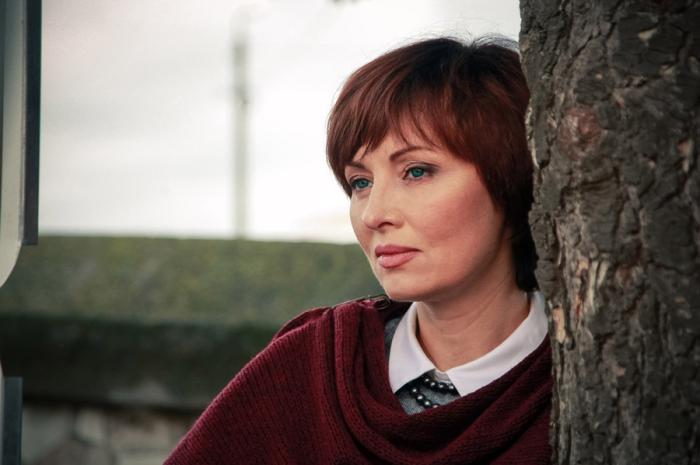 Елена Ксенофонтова. / Фото: www.rtr-vesti.ru