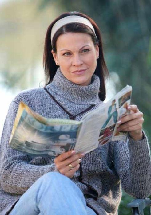 Ирина Чериченко. / Фото: www.tatarus.com.ua
