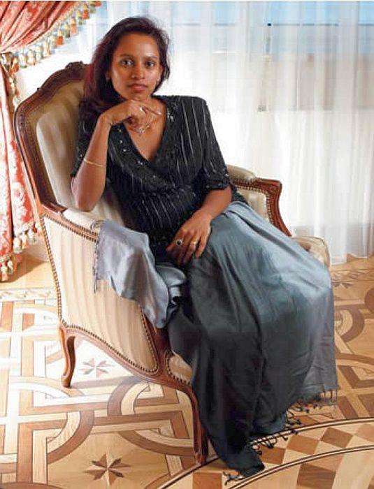 Фариида Моддалигэ. / Фото: www.profile.ru