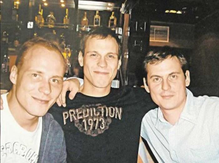 Сыновья Валерия Афанасьева. / Фото: www.yandex.net