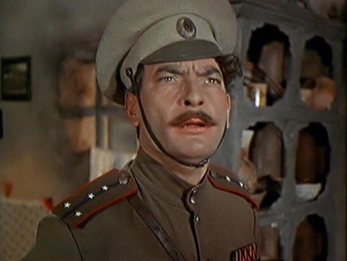 Григорий Мелехов, кадр из фильма «Тихий Дон», 1958 год. / Фото: www.kino-teatr.ru