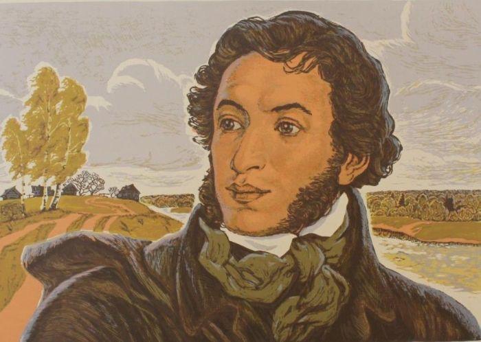 Александр Пушкин. / Фото: www.culture.ru