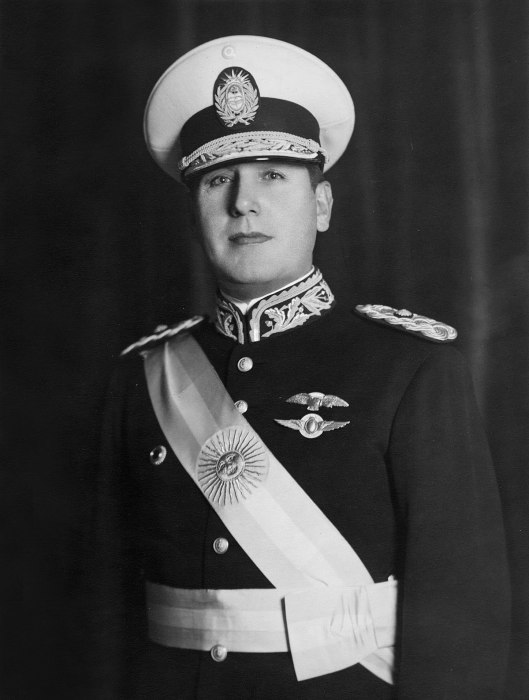 Хуан Перон. / Фото: www.wikimedia.org