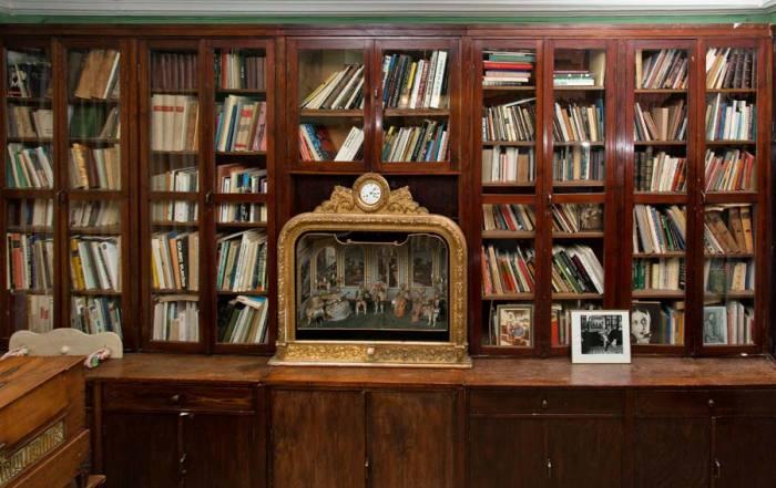 В музее-квартире Сергея Образцова. / Фото: www.puppet.ru