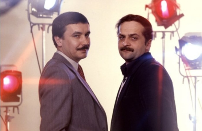 Вадим Абдрашитов и Александр Миндадзе. / Фото: www.kinosoyuz.com