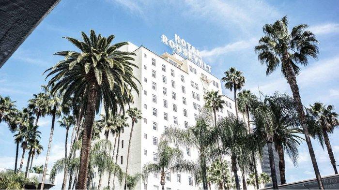 Отель «Голливуд Рузвельт», Лос-Анджелес, Калифорния. / Фото: www.fotovmire.ru