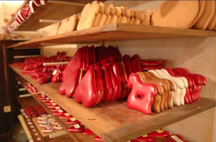В музее-пекарне. / Фото: www.lectar.com
