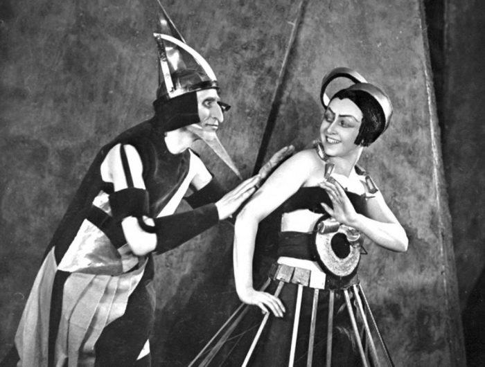 Кадр из фильма «Аэлита». / Фото: www.wikipedia.org