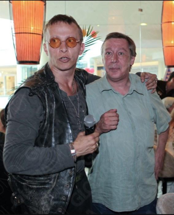 Иван Охлобыстин и Михаил Ефремов. / Фото: www.potok.ua