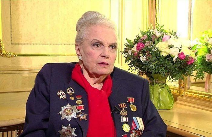 Элина Быстрицкая. / Фото: www.1tv.ru