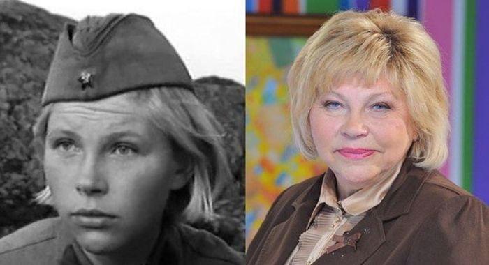 Елена Драпеко, актриса и депутат. / Фото: www.twimg.com