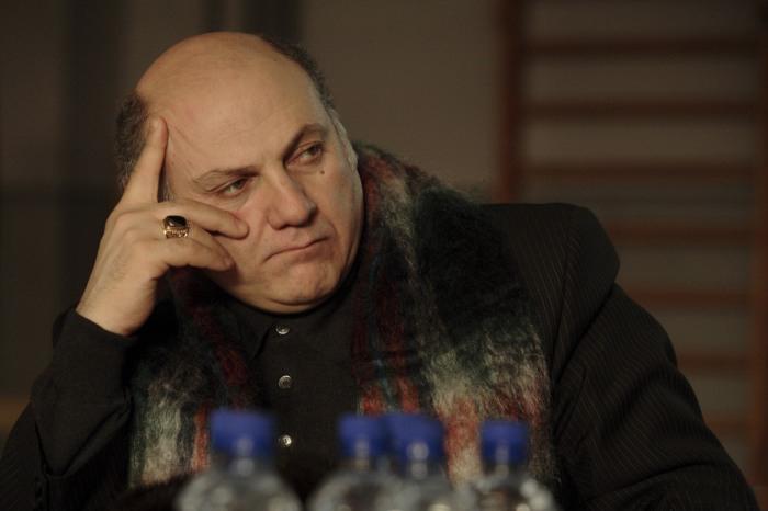Сергей Газаров в фильме «12». / Фото: www.vektorduha.ru