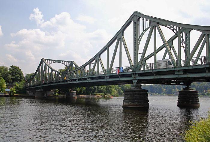 Глиникский мост, Германия. / Фото: www.livejournal.com
