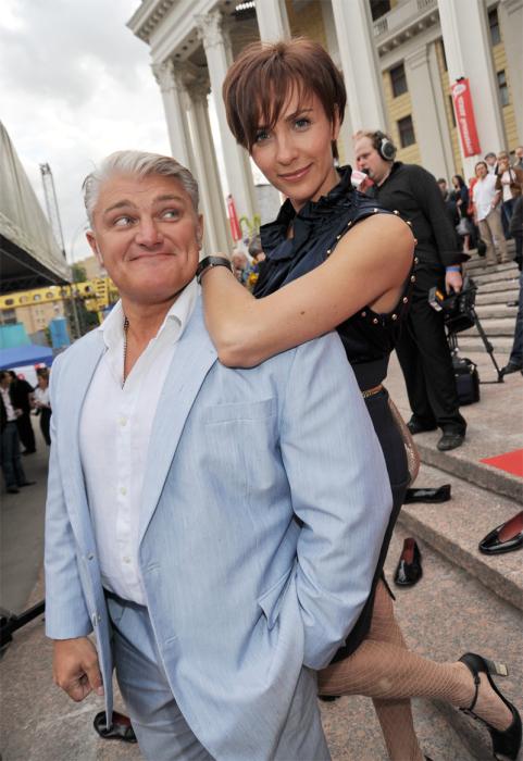 Владимир и Ирина Турчинские. / Фото: www.aif.ru