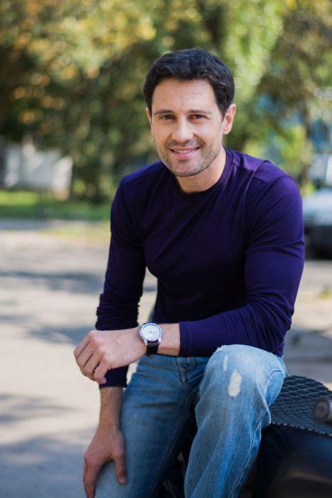 Антон Макарский. / Фото: www.zabavnik.club