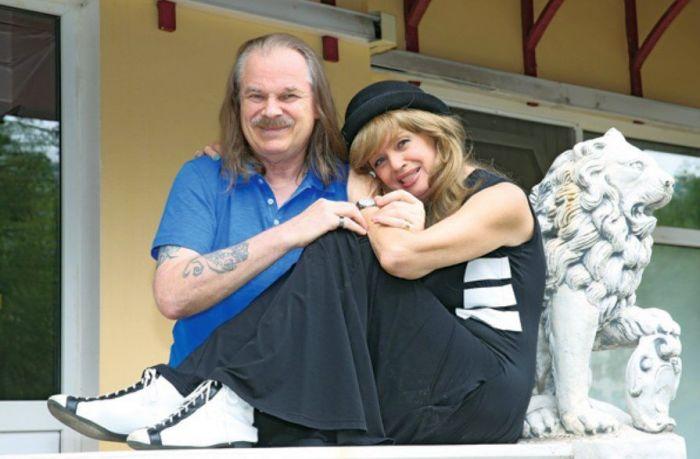 Владимир и Елена Пресняковы. / Фото: www.z1v.ru