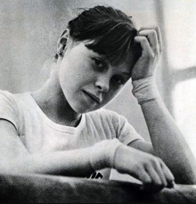 Елена Мухина. / Фото: www.twimg.com