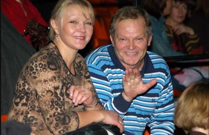 Марина Дюжева и Юрий Гейко. / Фото: www.vokrug.tv