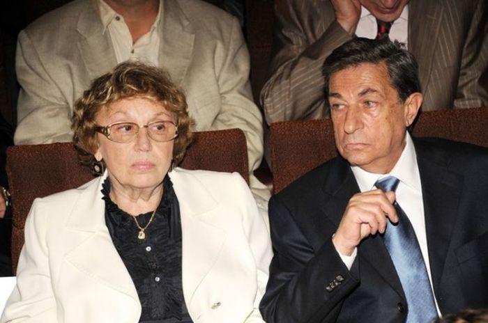Игорь Кваша и Татьяна Путиевская. / Фото: www.tayni.su