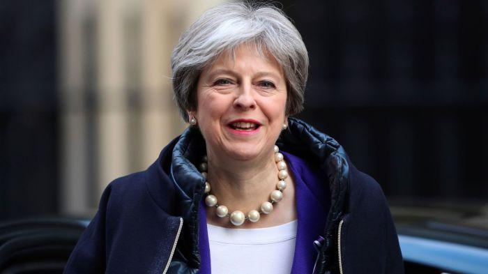 Тереза Мэй, премьер-министр Великобритании. / Фото: www.standard.co.uk