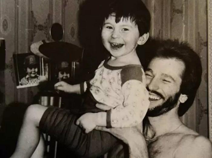 Игорь Тальков с сыном. / Фото: www.eg.ru