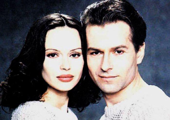 Ирина Безрукова и Игорь Ливанов. / Фото: www.book-face.ru