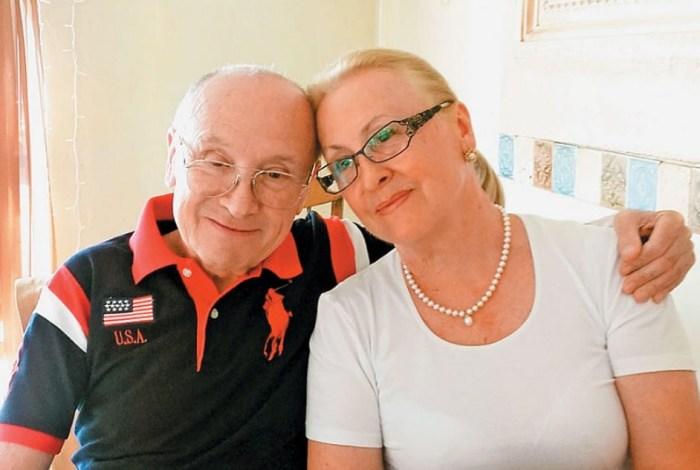 Валерий Владимирович и Галина Ивановна, родители певицы. / Фото: www.sb.by