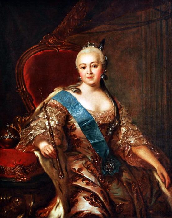 Елизавета Петровна. / Фото: www.yapfiles.ru