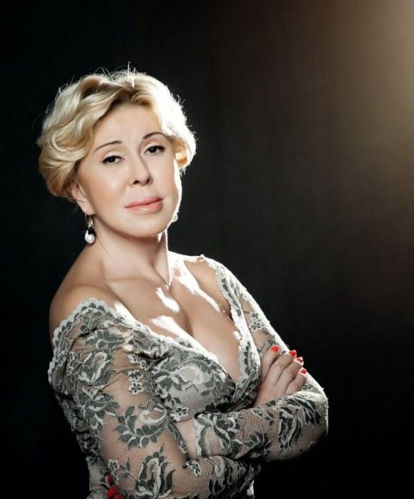 Любовь Успенская. / Фото: www.twimg.com