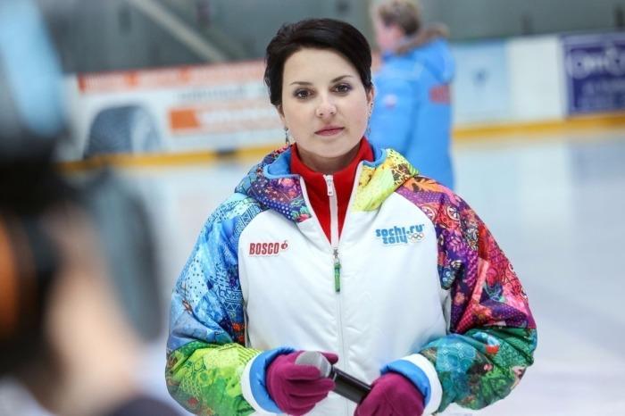Ирина Слуцкая. / Фото: www.mk.ru