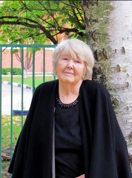 Нина Соротокина. / Фото: www.wikimedia.org