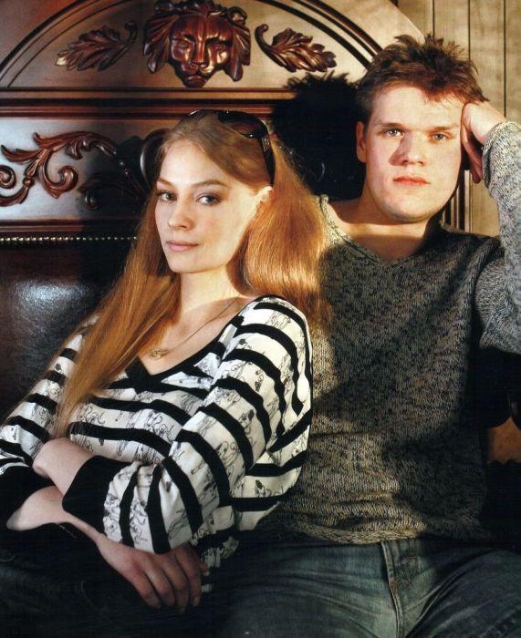 Светлана Ходченкова и Владимир Яглыч. / Фото: www.s-hodchenkova.ru