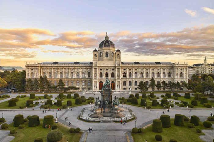 Венский музей истории искусств. / Фото: www.getyourguide.com