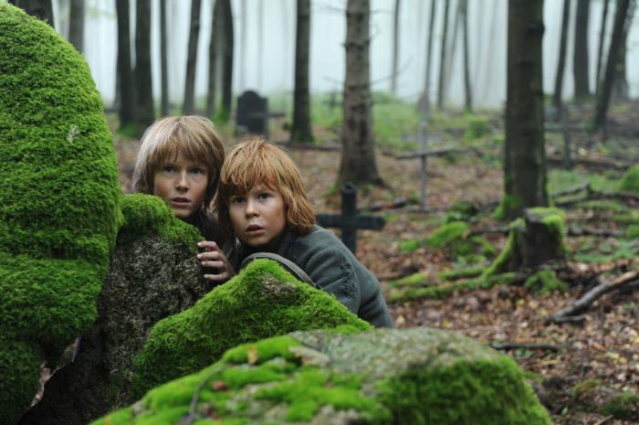 Кадр из фильма «Том Сойер», 2011 год. / Фото: www.kinopoisk.ru