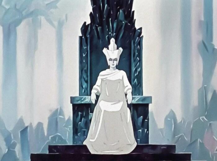 Кадр из мультфильма «Снежная королева». / Фото: www.yandex.net