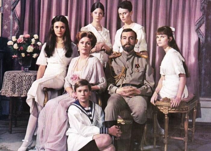 Кадр из фильма «Николай и Александра». / Фото: www.kinopoisk.ru