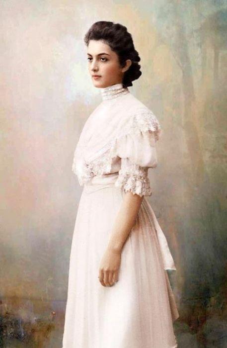 Княжна Мери Эристави. / Фото: www.livekavkaz.ru
