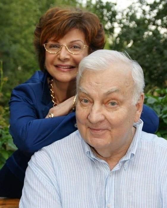 Роксана Бабаян и Михаил Державин. / Фото: www.instagram.com