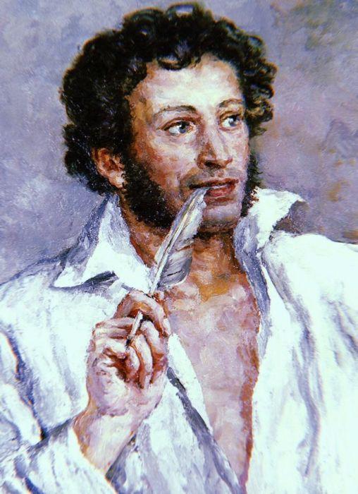 Александр Пушкин. / Фото: www.ratnik.tv