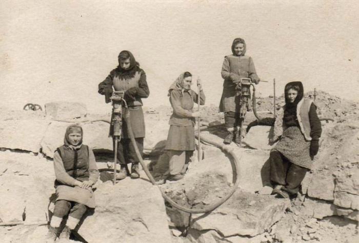 Женщины в ГУЛАГе. / Фото: www.drugoivzgliad.com