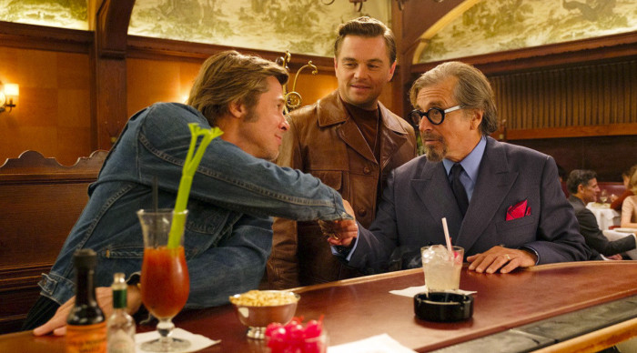 Кадр из фильма «Однажды... в Голливуде». / Фото: www.rt.com