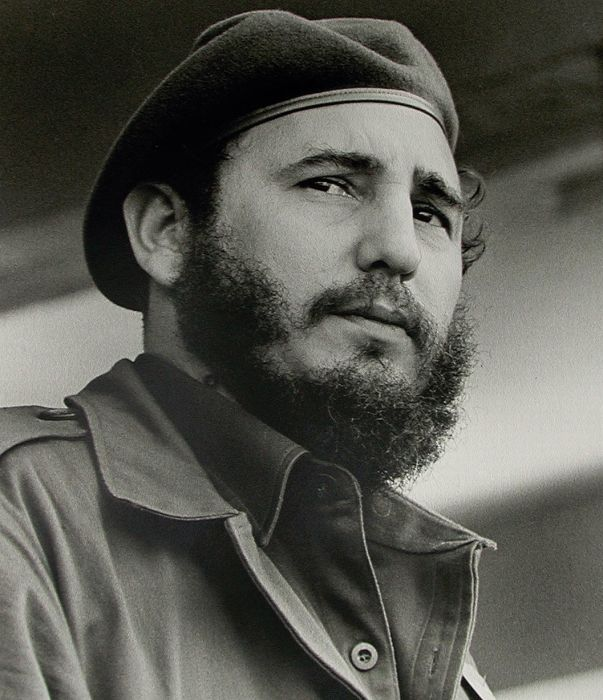 Фидель Кастро. / Фото: www.istoriki.su