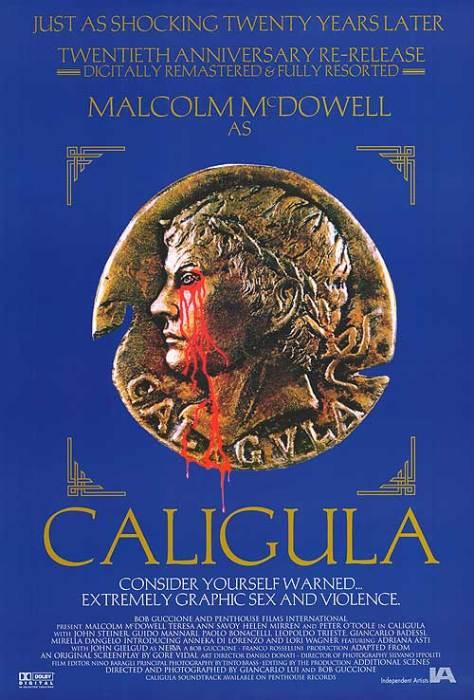 «Калигула». / Фото: www.movieposter.com