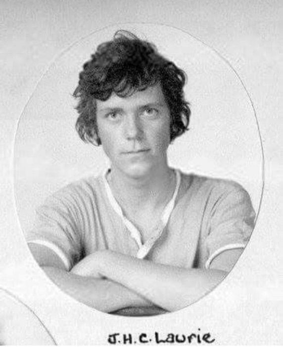 Хью Лори, 1970 год. / Фото: www.pinimg.com