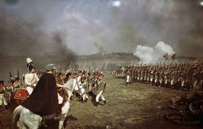 Кадр из фильма «Война и мир». / Фото: www.visualrian.ru
