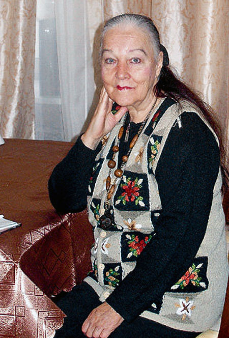 Александра Завьялова. / Фото: www.kino-teatr.ru
